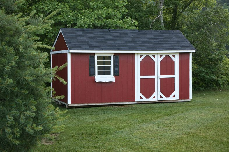 Garden Shed In Good Condition